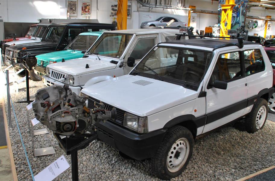 Daimler Puch ag Puch Steyr-daimler-puch
