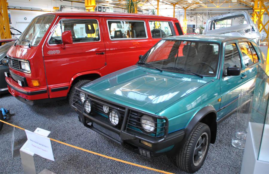Daimler Puch 4x4 Puch Steyr-daimler-puch