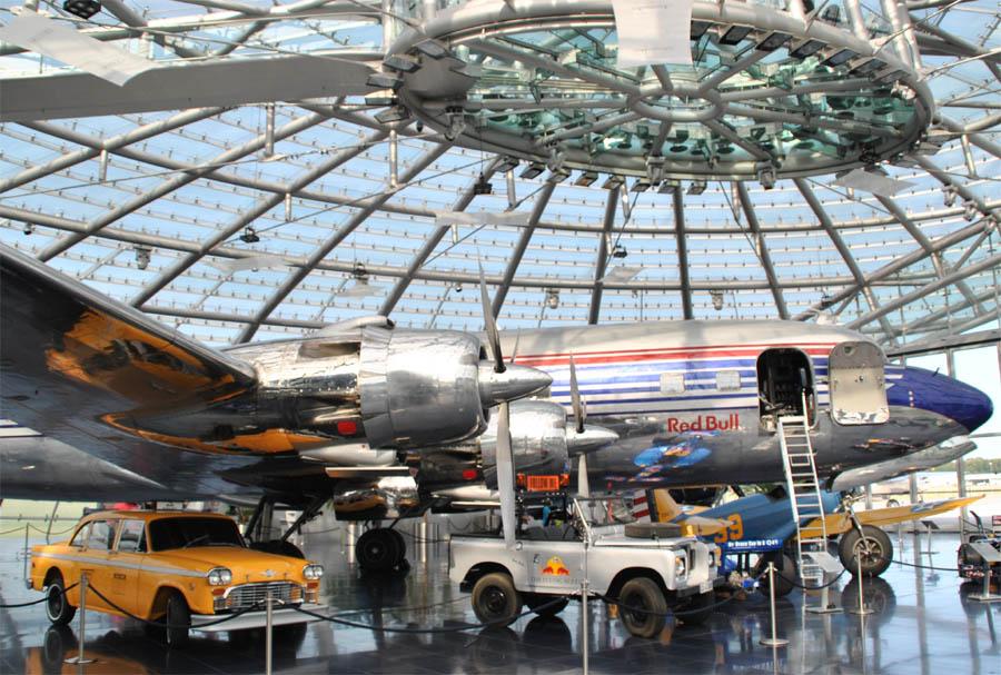 Hangar 7 Amp Red Bull Museum Austria Euro T Guide What