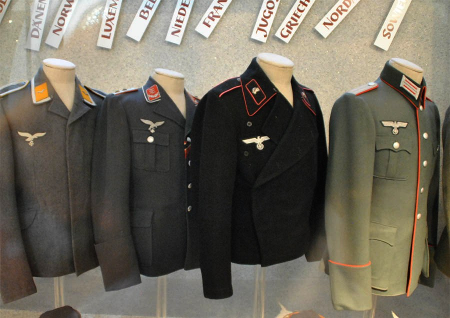 Military Uniforms Of The World Some of the german world war