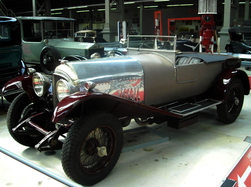Autoworld Museum - Brussels - euro-t-guide - Belgium - What to see - 1