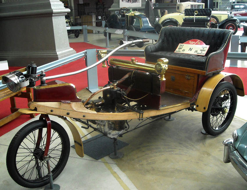 Autoworld Museum - Brussels - euro-t-guide - Belgium - What to see - 3