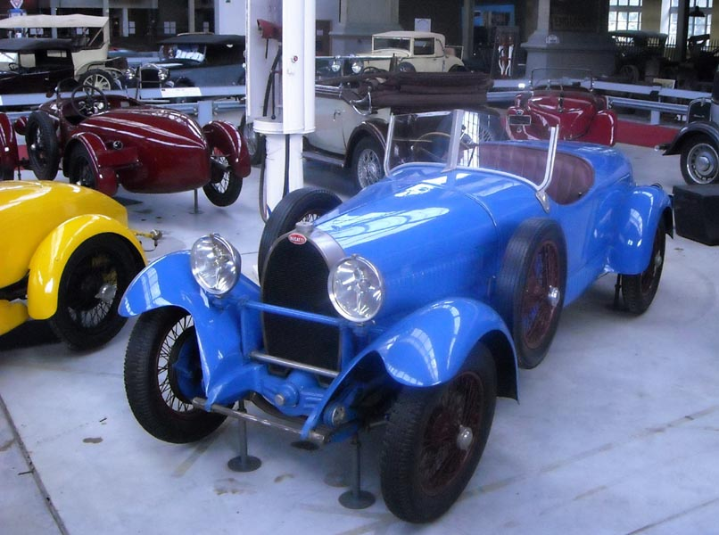 Autoworld Museum - Brussels - euro-t-guide - Belgium - What to see - 2