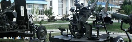 National Museum of Military History - Sofia - Bulgaria - European Tourist Guide - euro-t-guide.com