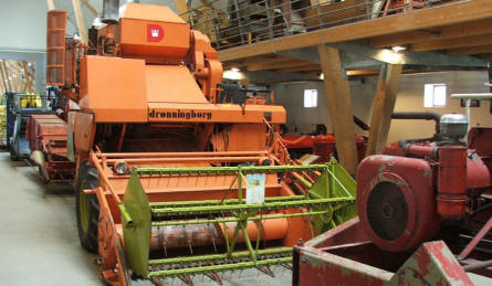 pokkers pumpe stok gl Estrup museum