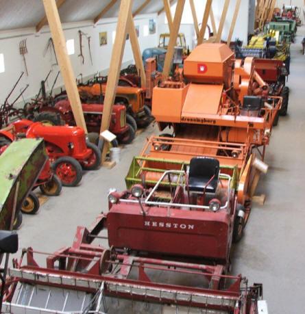 gl Estrup museum mega omfang i Horsens