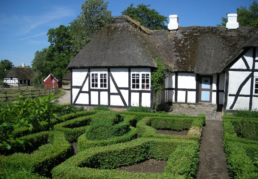 Open-Air Museum Hjerl Hede - Discover Denmark
