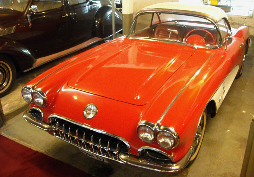 Espoo Car Museum - euro-t-guide - Finland - What to see - 1