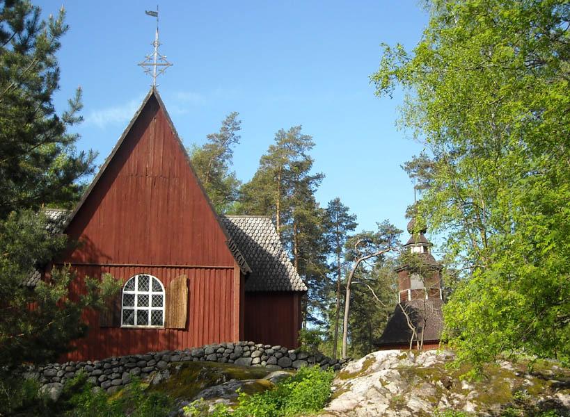 Seurasaari Open-Air Museum - euro-t-guide - Finland - What ... Seurasaari Island