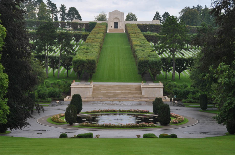 Meuse-Argonne American Cemetery and Memorial - Picture of ...