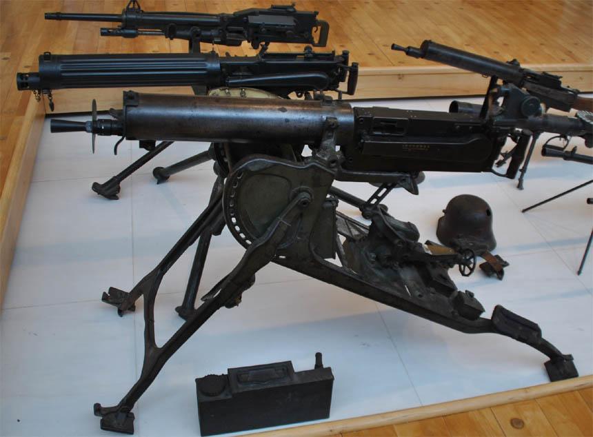 War Machines of World War 2 World War i Machine Guns