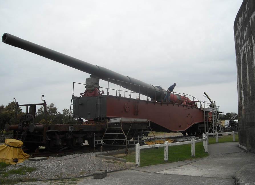 Les musées en Normandie et  du Nord de la France Batterie_Todt_Museum_2009_23