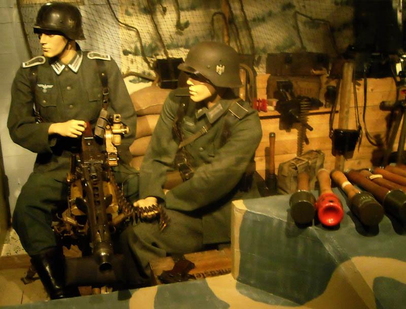 Les musées en Normandie et  du Nord de la France WW2_Museum_Ambleteuse_2009_26