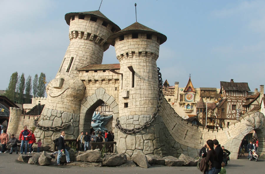 parc asterix paris euro t guide france what to see 2. Black Bedroom Furniture Sets. Home Design Ideas