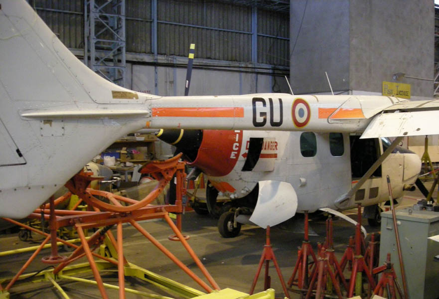 CAEA Aircraft Collection - euro-t-guide - France - What to see - 3