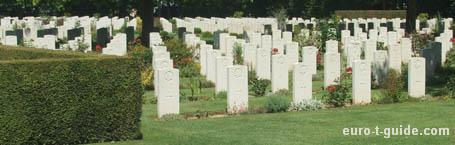 Beny-Sur-Mer War Cemetery - France - D-day - World War II - European Tourist Guide - euro-t-guide.com