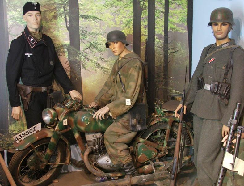 Les musées en Normandie et  du Nord de la France Musee-4-Commando-2006-12
