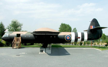 A full size replica of a Horsa glider is a part of the Pegasus Bridge Memorial Museum.