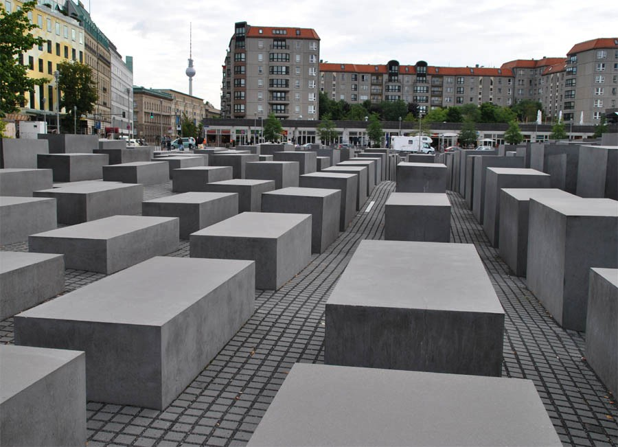 Jewish Memorial Berlin Euro T Guide Germany What To border=