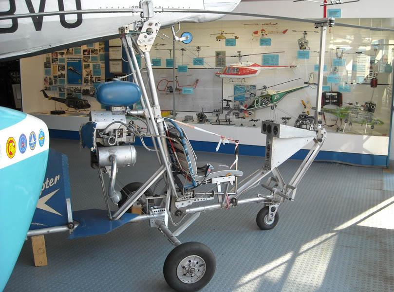 museum gyrocopters arnemuiden