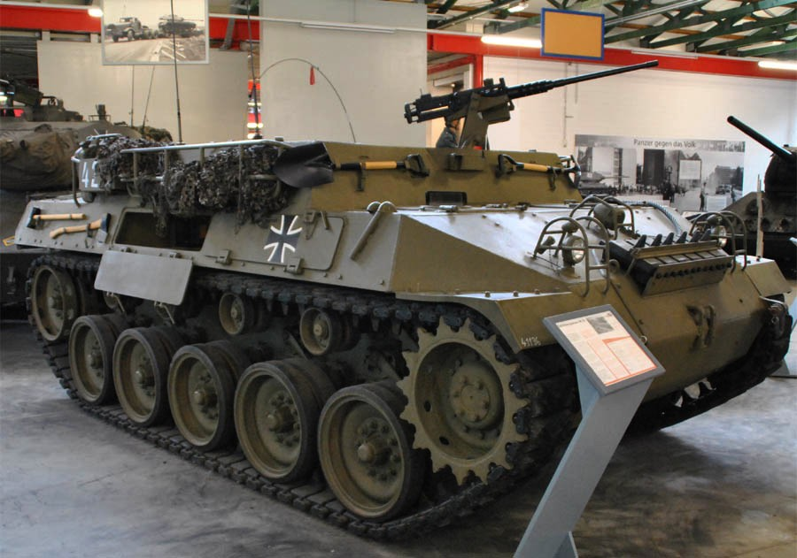 Panzer (Tank) Museum Munster - euro-t-guide - What to see ...