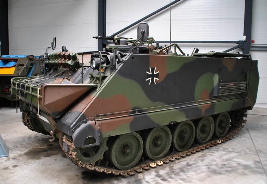 tank museum munster