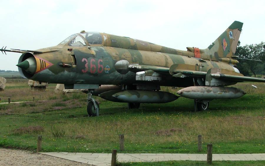 Image result for east german su-22