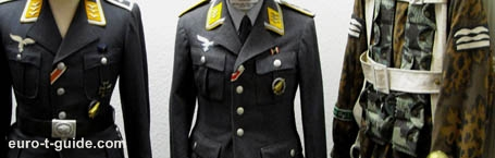Celle Garrison Museum - Celle - Hannover- World War I & II - Cold War - Uniform - Military - European Tourist Guide - euro-t-guide.com