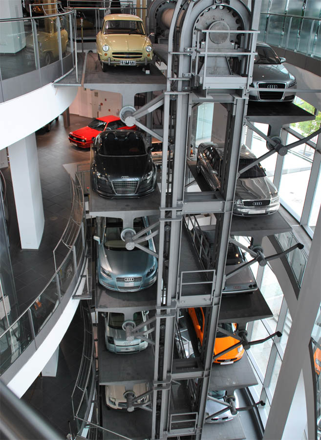 Audi Forum Amp Museum Euro T Guide Germany What To See 5