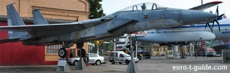 Technical Museum Speyer - Germany - Auto - Aircraft - World War II - Military - European Tourist Guide - euro-t-guide.com