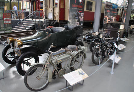 deutsches museum transport collection euro t guide germany what to see 1. Black Bedroom Furniture Sets. Home Design Ideas