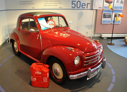 German Motorcycle & NSU Museum - European Tourist Guide - euro-t-guide.com