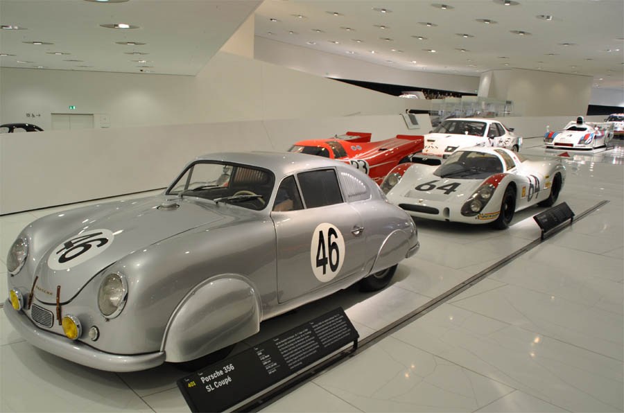 porsche museum euro t guide germany what to see 7. Black Bedroom Furniture Sets. Home Design Ideas