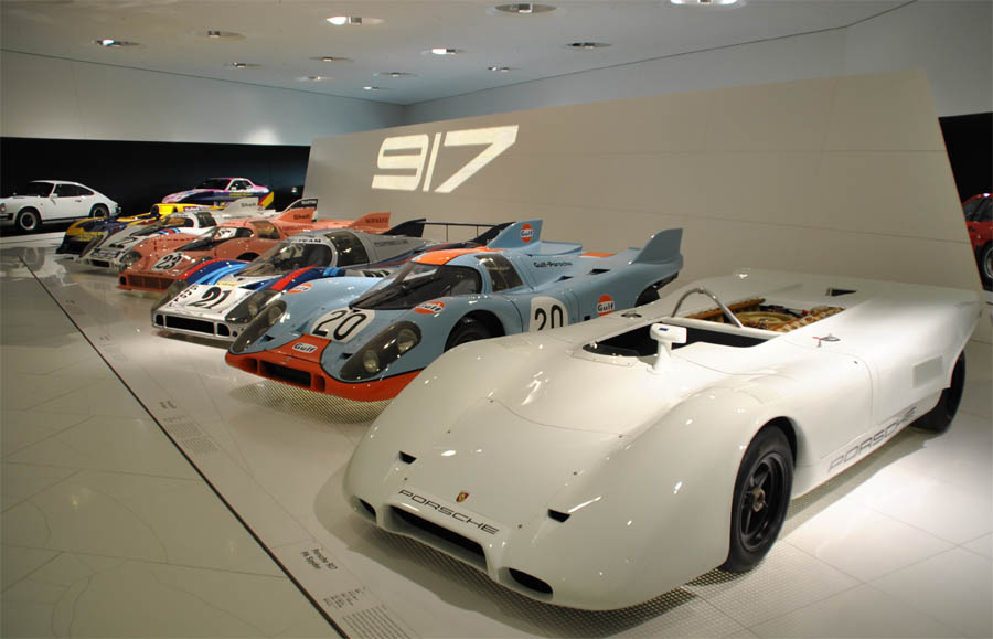 porsche museum euro t guide germany what to see 3. Black Bedroom Furniture Sets. Home Design Ideas