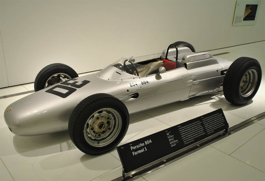 Porsche Museum - euro-t-guide - Germany - What to see - 7