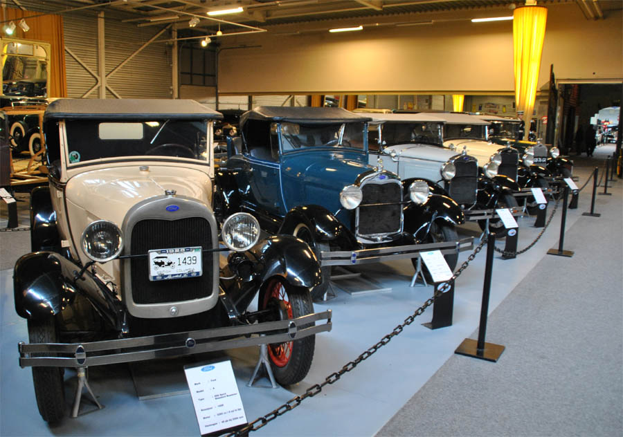 den hartogh ford museum - euro-t-guide - what to see - holland - 5