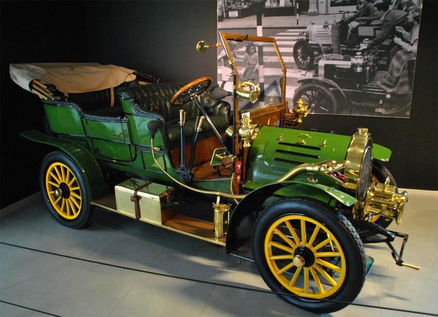louwman automobile museum - euro-t-guide