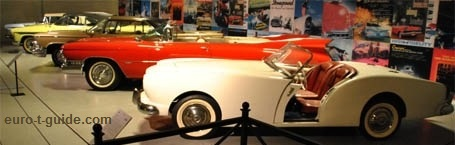 euro-t-guide - Automobil & Road transport Museums - Europe - European Tourist Guide