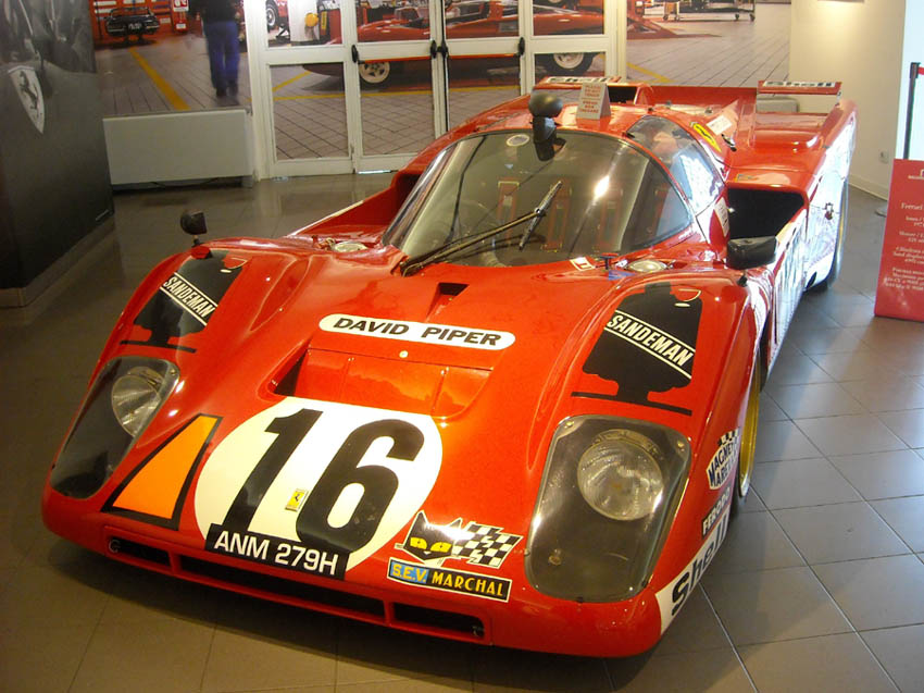Galleria Ferrari - Museum - euro-t-guide - Italy - What to see - 5