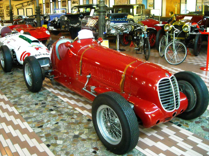 Panini Classic Car Collection - Museum - euro-t-guide - Italy - What ...