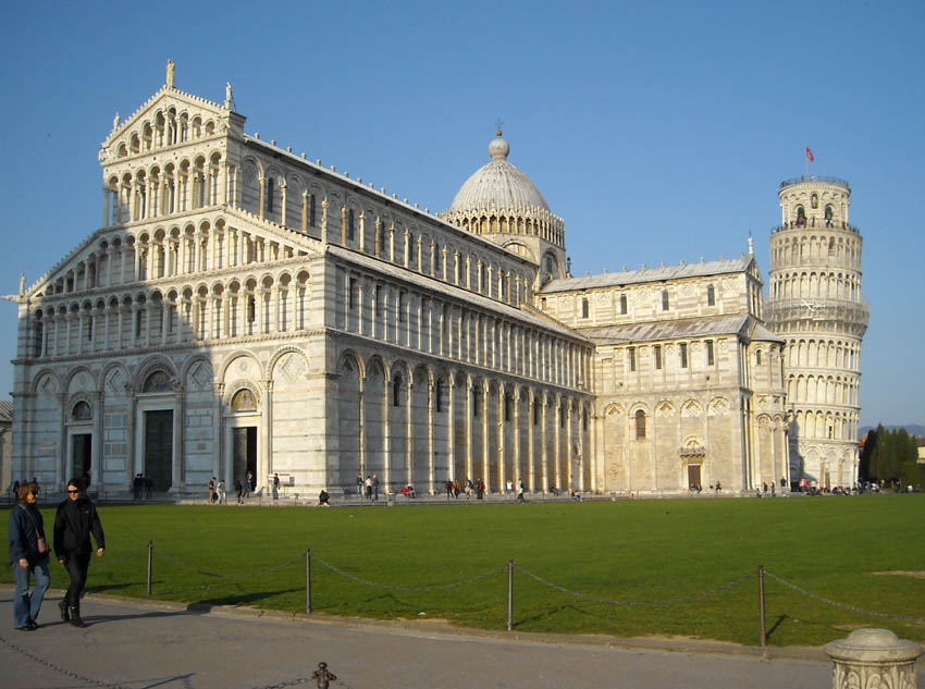 Leaning Tower Of Pisa Euro T Guide Italy What To See 1