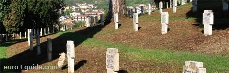 German War Cemetery - Monte Cassino - Italy - World War II - European Tourist Guide - euro-t-guide.com
