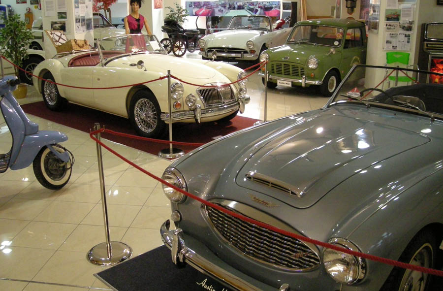 Malta Classic Car Collection - euro-t-guide - Malta - What to see - 1
