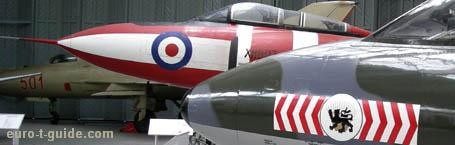 UK - Imperial War Museum - Duxford
