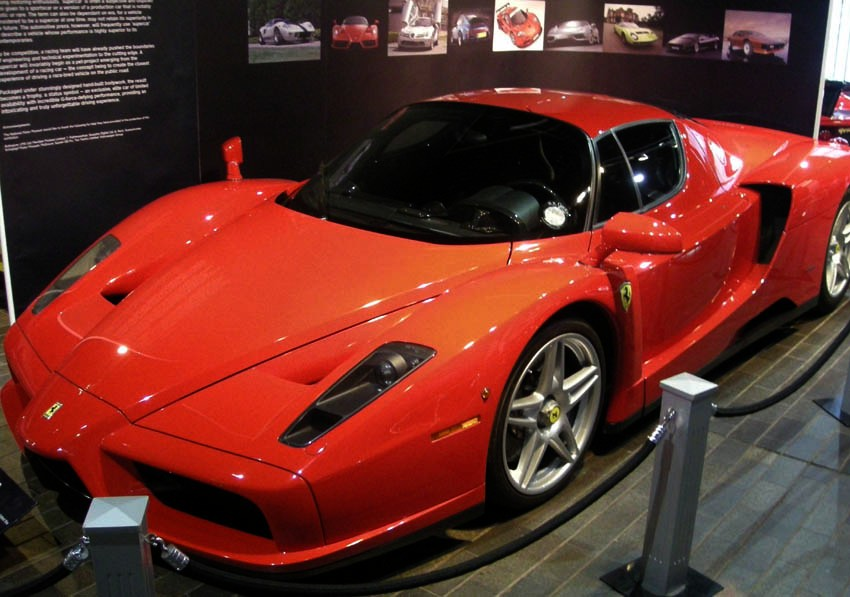 Southampton Motor Cars >> Beaulieu - National Motor Museum - euro-t-guide - UK - What to see - 4