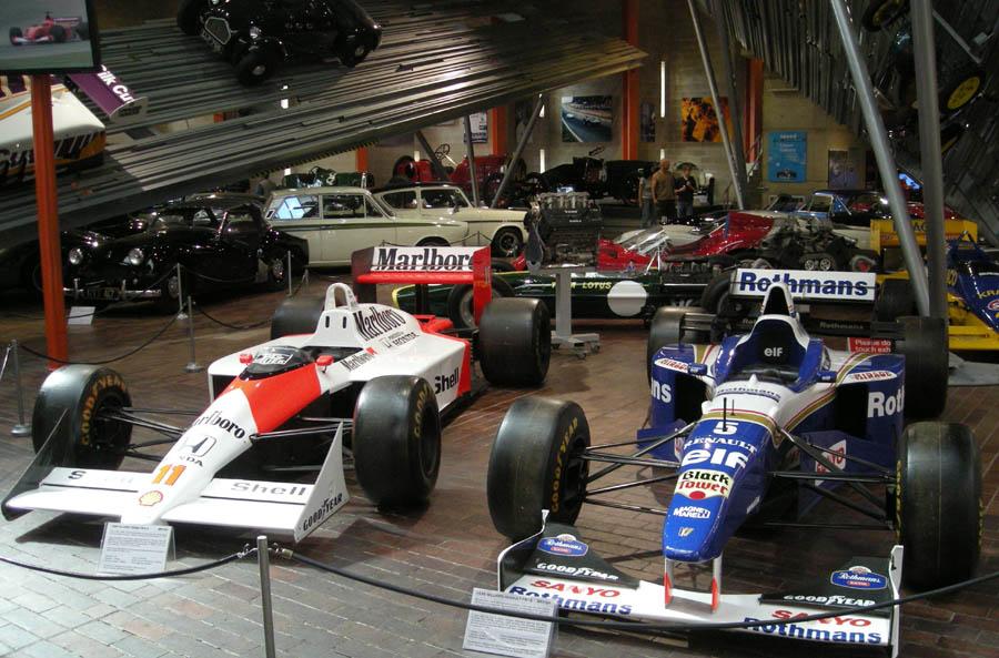 Beaulieu National Motor Museum Euro T Guide Uk
