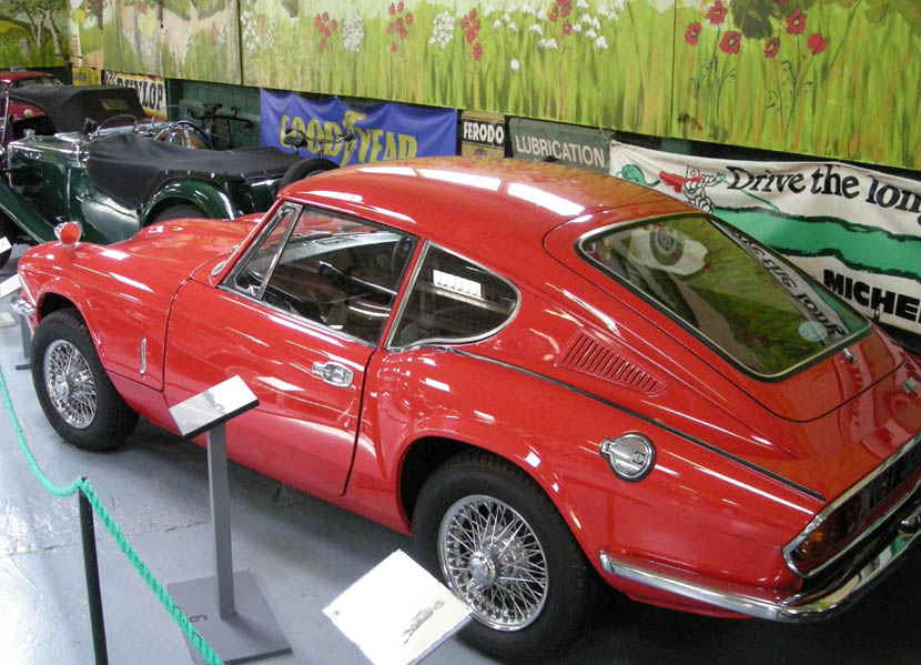 Bentley Wildfowl & Motor Museum - euro-t-guide - UK - What to see - 4