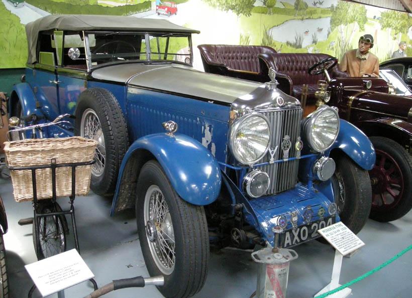 Bentley Wildfowl Amp Motor Museum Euro T Guide Uk What