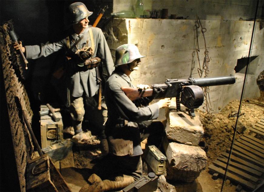 Memorial Museum Passchendaele 1917 - euro-t-guide - Belgium - What