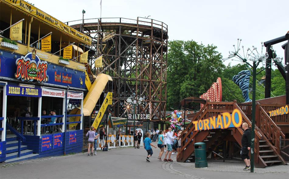 Bakken Amusement Park Euro T Guide Denmark What To